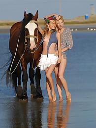 Katy A & Mila I
