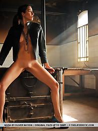 The Confine Erotic Nadia