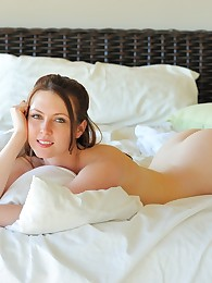 Meghan fun in the bedroom
