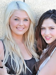 Cassie added to Chloe hot lesbians