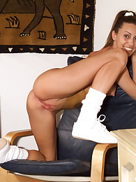 Celia Pussy Spreaders Scene