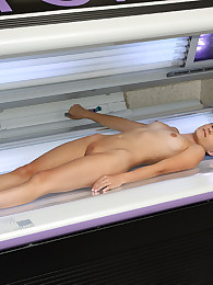 nadia taylor Working on a Tan