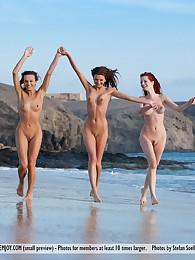 Femjoy Presents Ariel in The Three Of Us