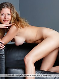 Femjoy Presents Anne P in More Than Good.