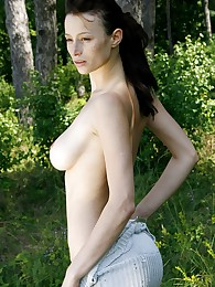 Femjoy Presents Abby in Nature Gift