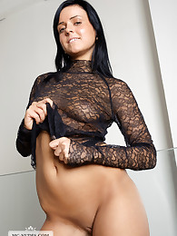 Patricia is a real cutie with a wonderful body. Nobody could refuse to kiss her or to ignore these perfect curves and smooth skin.