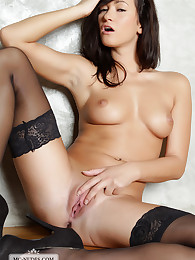 Tess is plain gorgeous and ready for action. Say hello to this hot and perfectly shaped girl, who loves to spread her legs for you.